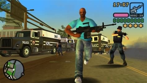 Grand Theft Auto - Vice City Stories (USA) ISO Download
