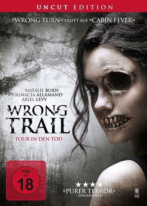 Wrong Trail – Tour in den Tod - Film 2016 - Scary-Movies