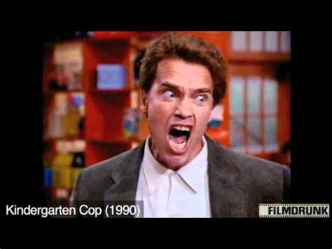Supercut: Every Arnold Scream From Every Arnold Movie