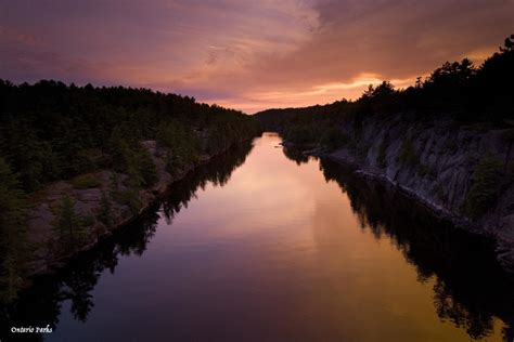 French River Gorge – Amazing Places