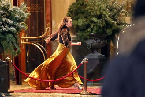 Keira Knightley: Filming The Aftermath -07 – GotCeleb