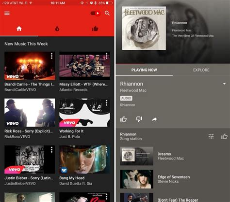 YouTube Launches New YouTube Music Service and iOS App