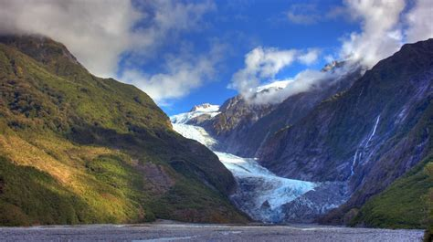Glacier Country in New Zealand - New Zealand Shores