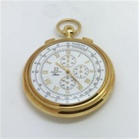 Zenith pocket watches - compare prices on Chrono24