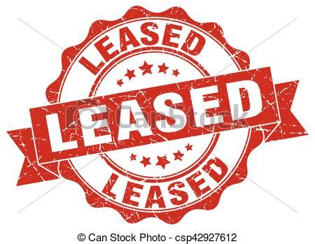 Leased stamp