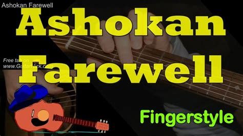 ASHOKAN FAREWELL: Fingerstyle Guitar Cover + TAB by