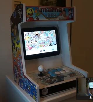 Build your own arcade cabinet around Android   TalkAndroid