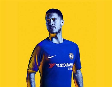 Chelsea launch home and away kits for 2017/18: These