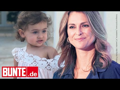 Princess Madeleine's Baby Bump Is Dressed To The Nines