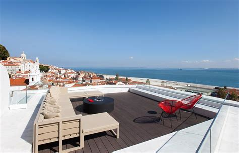 Memmo Alfama, Lisbon, Portugal • Hotel Review by