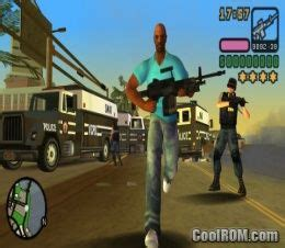 Grand Theft Auto - Vice City Stories (Europe) ROM (ISO