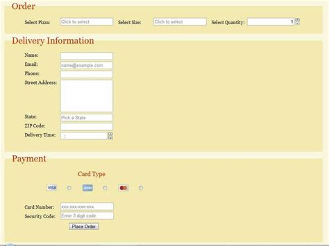 25 Useful HTML5 and CSS3 Forms Tutorials - Creative