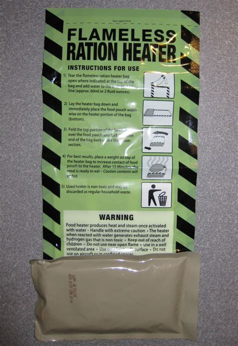 Canadian Soldiers Taste Future Ration Packs   MRE Info