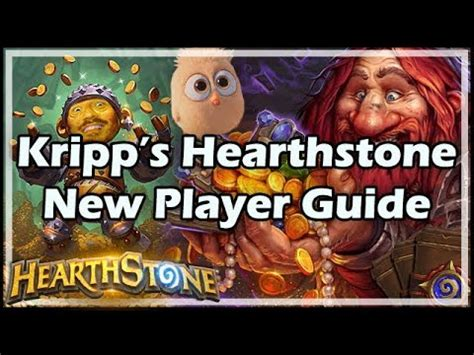 Kripp's Hearthstone New Player Guide - YouTube